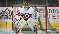 Sundogs Resign Goaltender David Brown