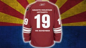 Phoenix Coyotes to Hold Benefit Game Sept.18