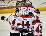 Arizona Sundogs Defeat The Allen Americans 4-2
