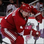 Michalek Traded to the Blues